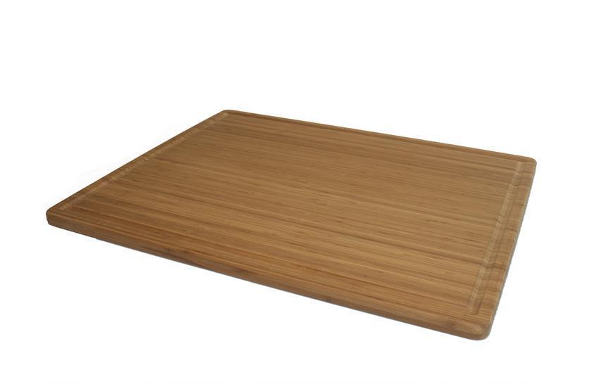 Bamboo Cutting Board With Juice Groove 30 X 24 1