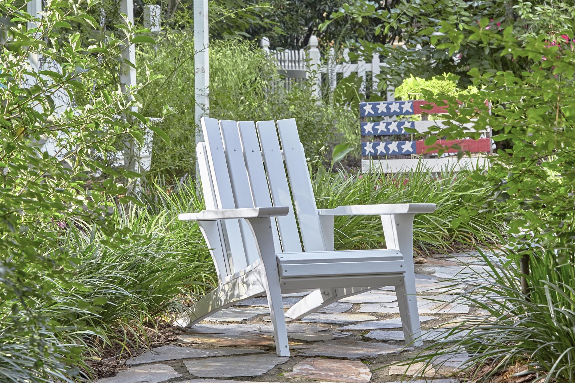 Uwharrie Pine Carolina Flare Chair