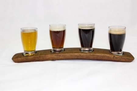 4-Glass Beer Flight