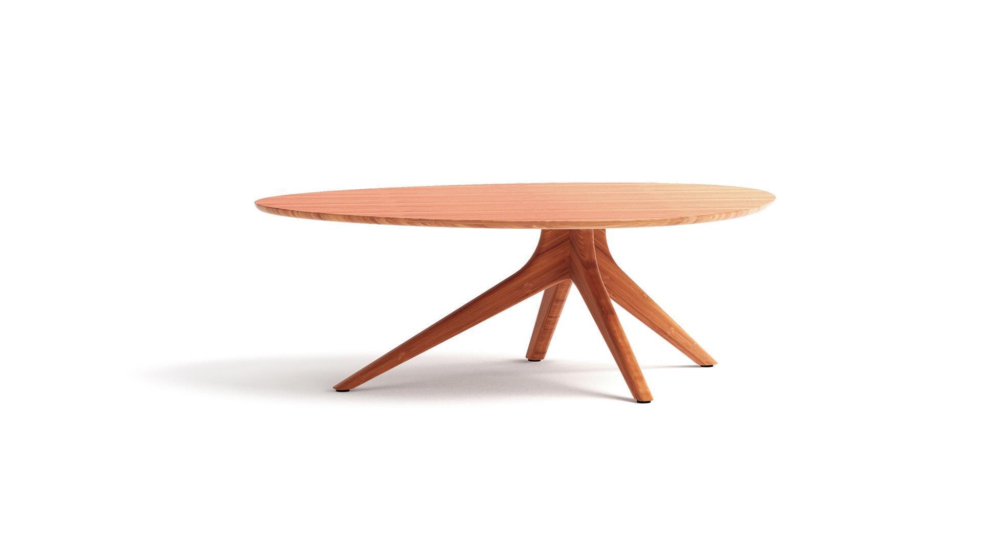 Greenington Bamboo Rosemary Coffee Table