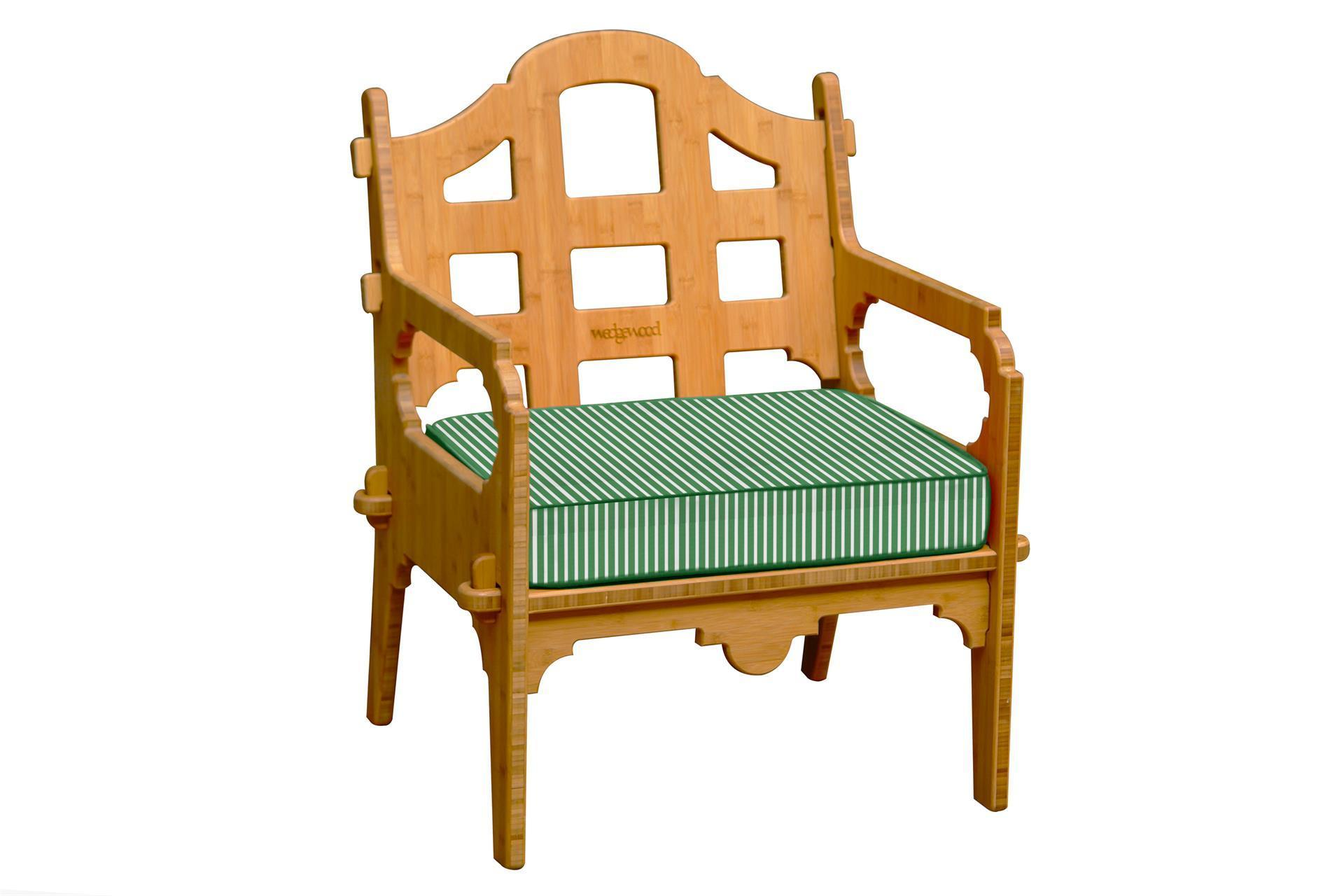Wedgewood Bamboo Lounge Chair