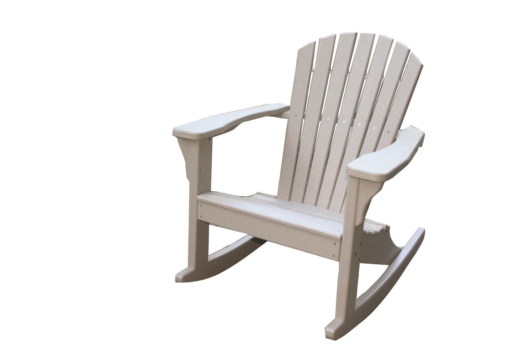 Recycled Poly Furniture Outdoor Rocking Chair