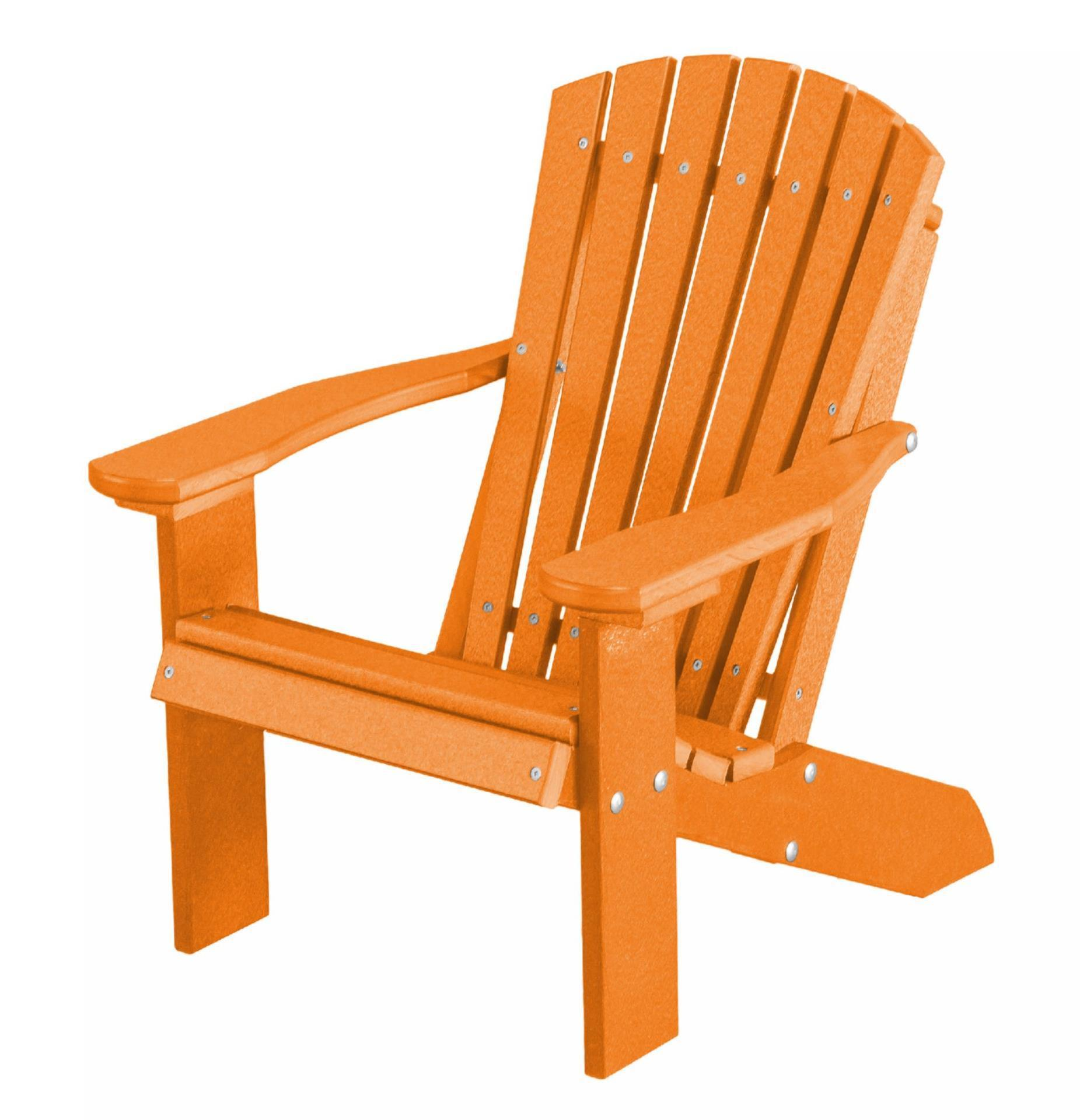 Eco Poly Outdoor All Weather Childu0027s Adirondack Chair