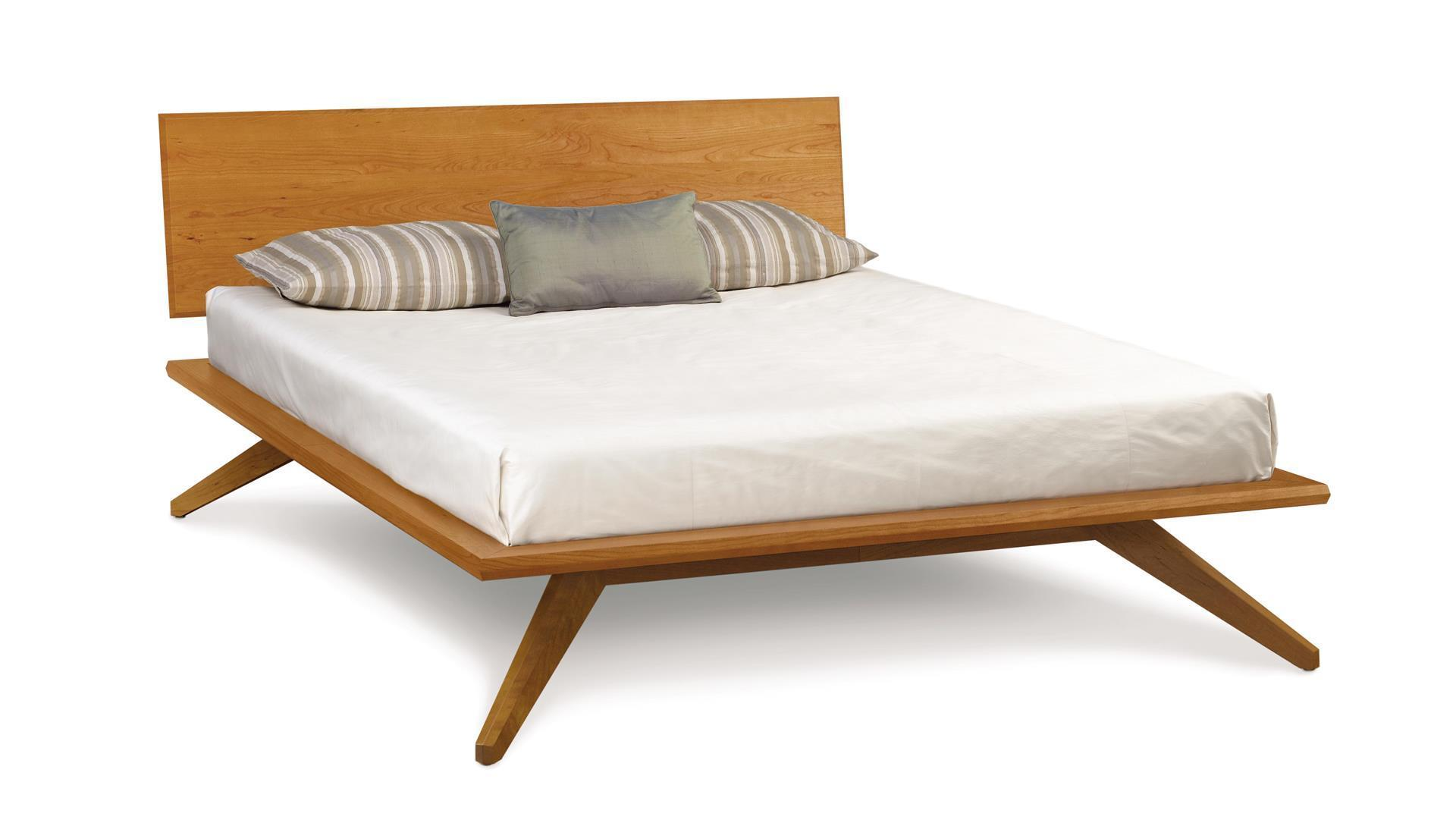 Copeland Astrid Bed with One Adjustable Headboard Panel