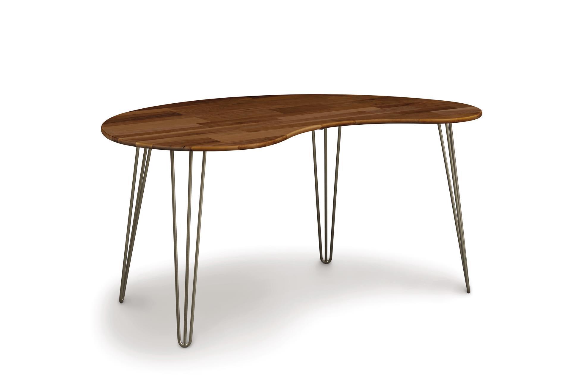 Copeland Essentials Kidney Shaped Desk