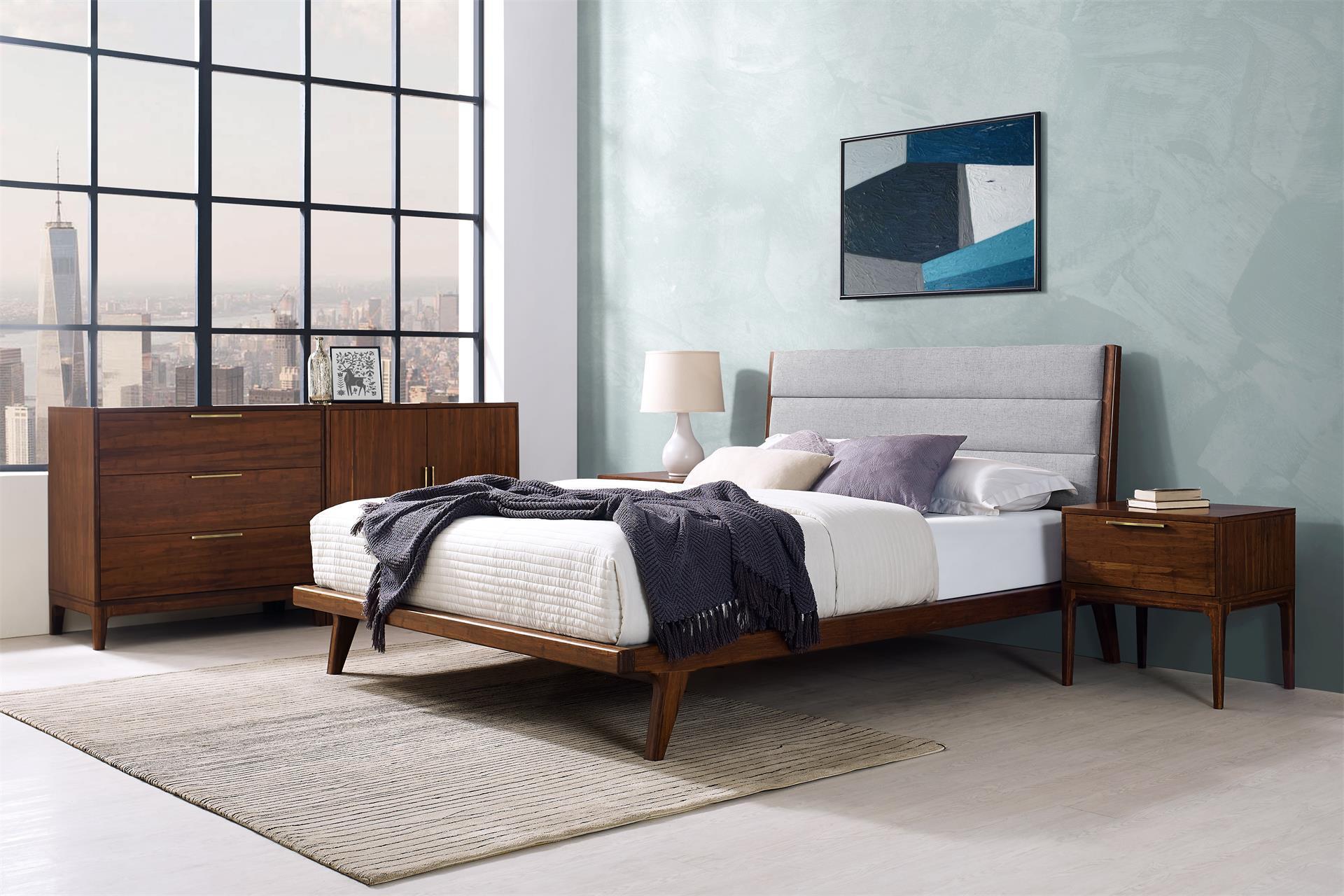 Greenington Mercury Bamboo Bedroom Set