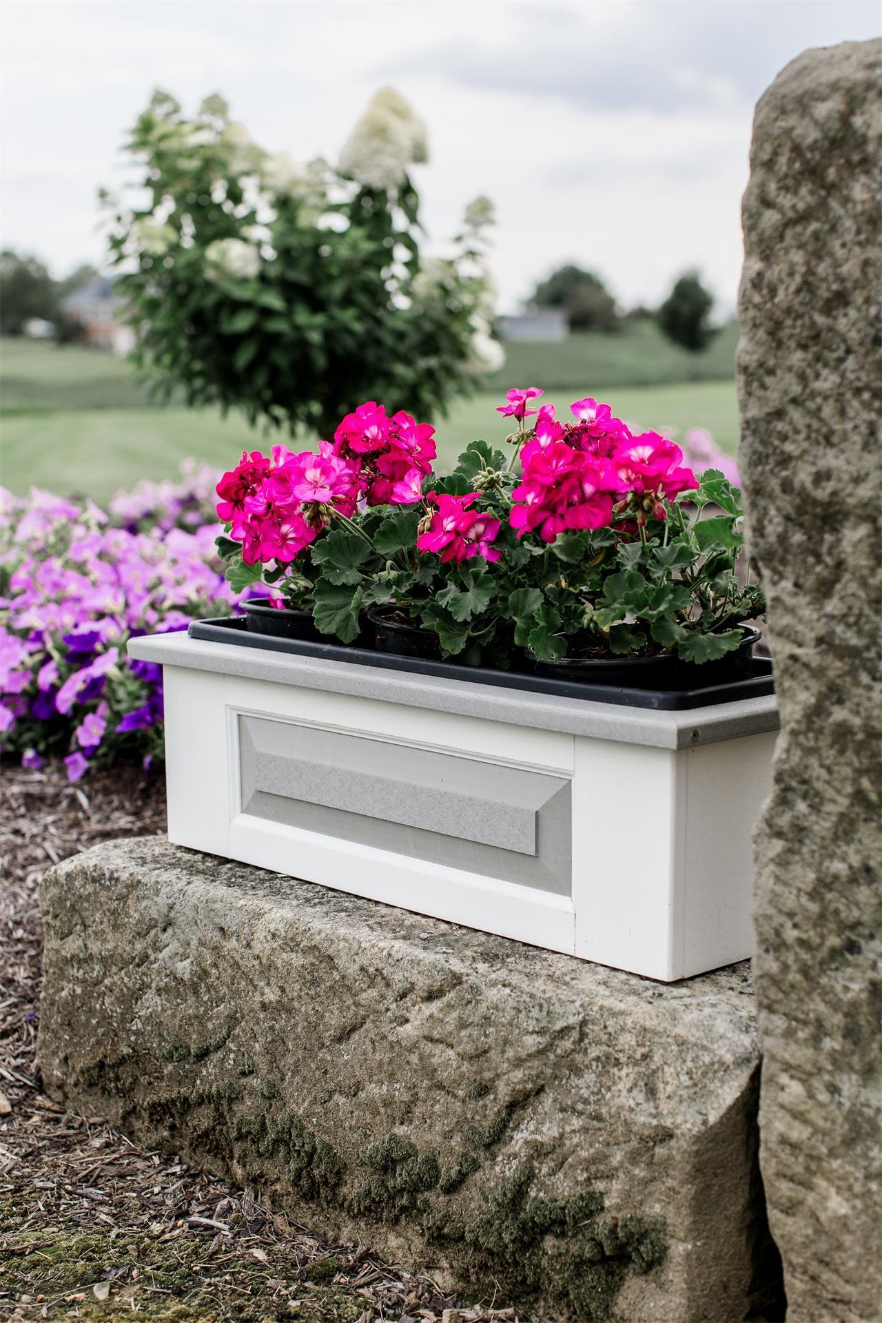 EcoPoly Outdoor Small Window Box
