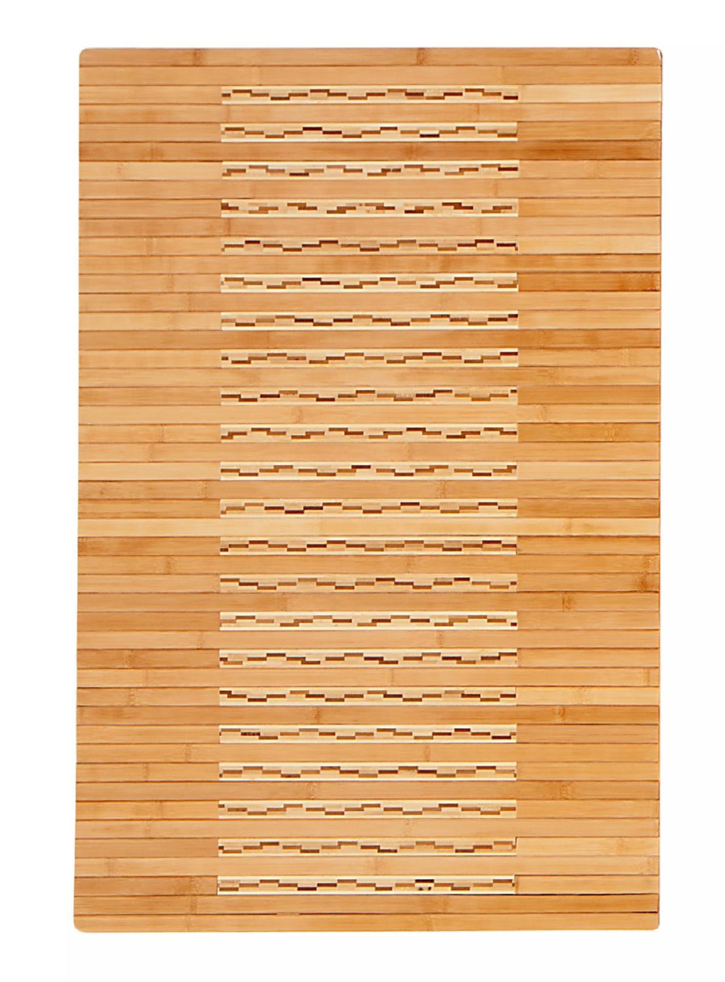 EcoRug Bamboo Kitchen & Bath Mat