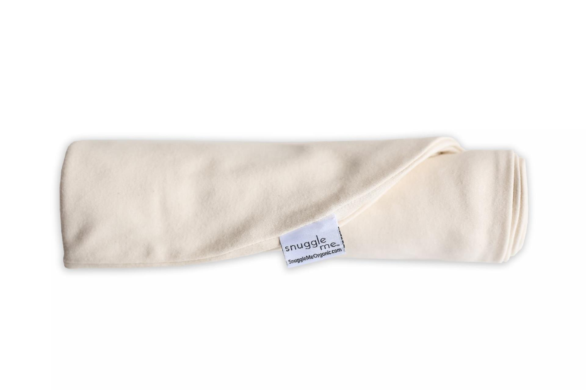 Organic Baby Lounger Cover - Natural