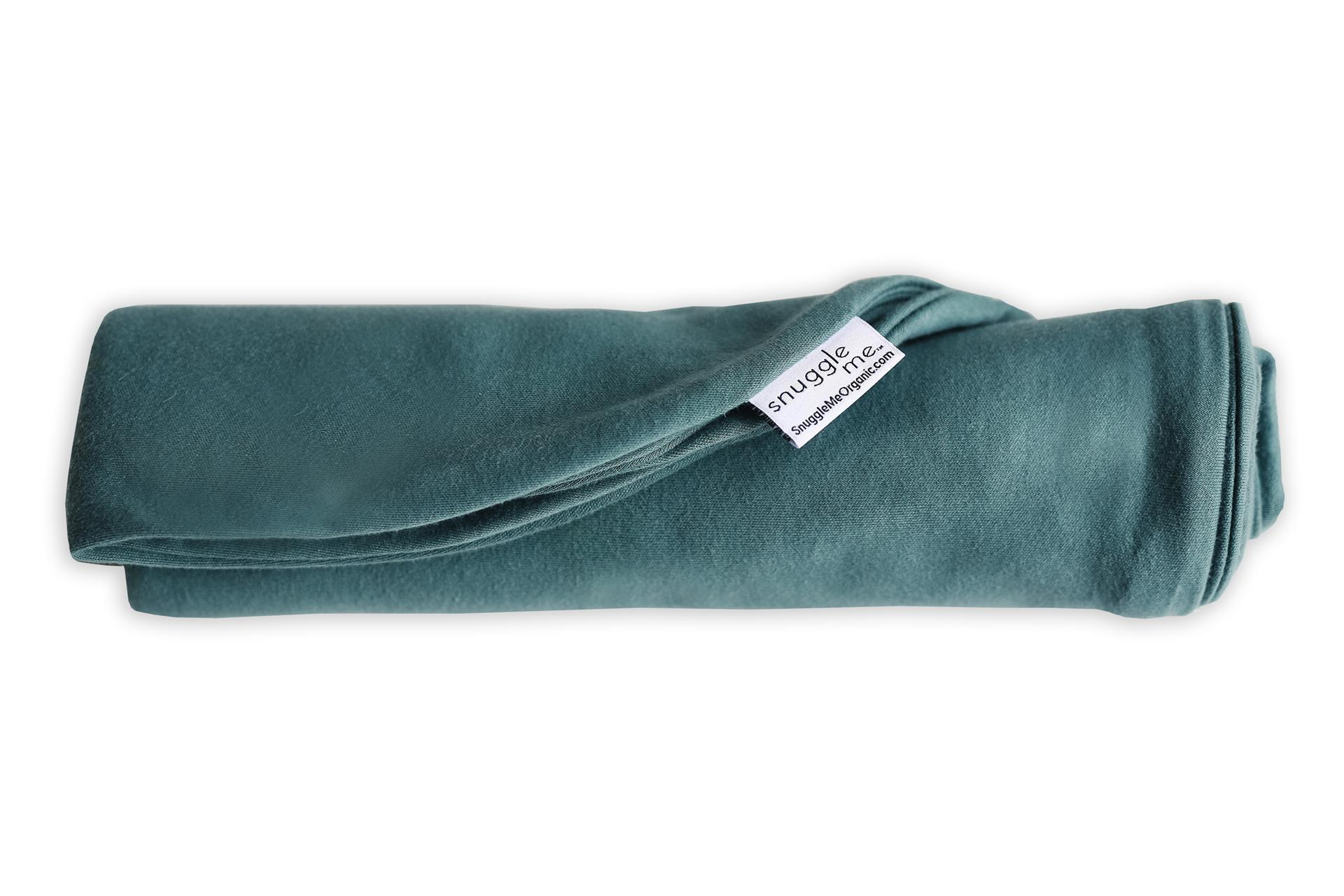 Organic Baby Lounger Cover - Moss