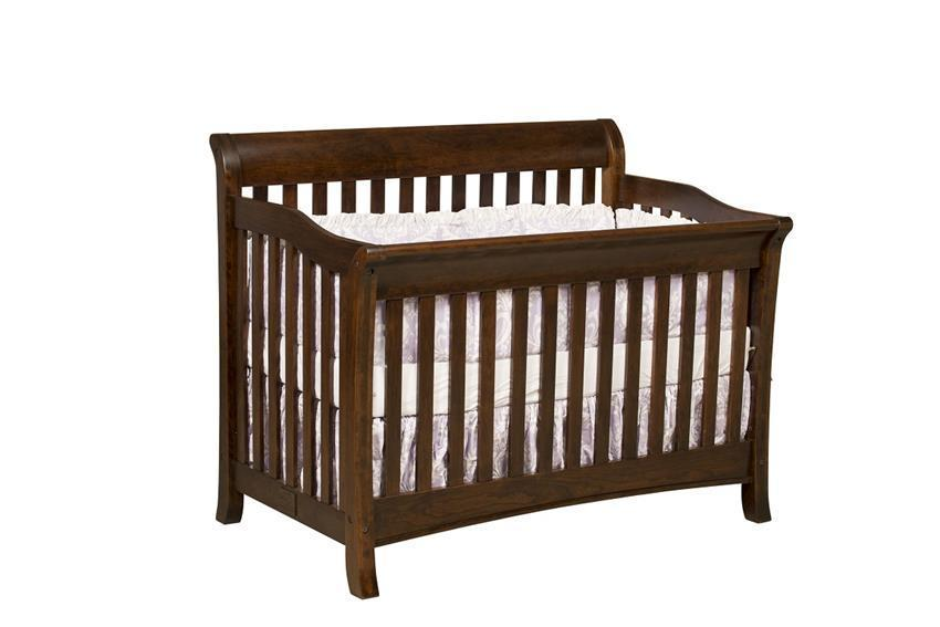Berkley Solid Wood Convertible Crib