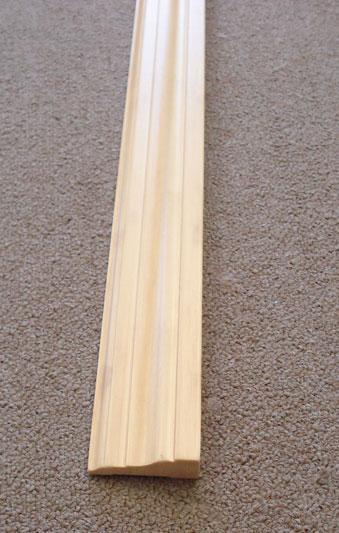 FREE Sample Bamboo Interior Window Trim Casing Molding