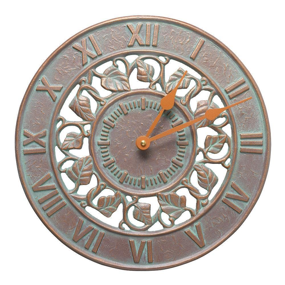 Ivy Silhouette Clock